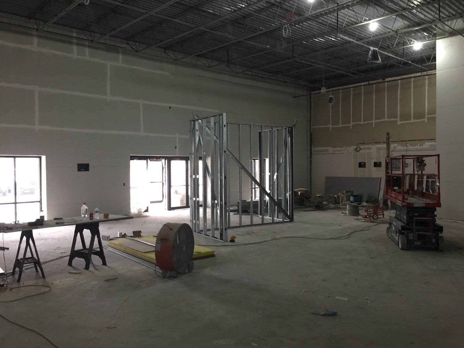 Zone 6 fitness kansas city interior design studio tran thomas for Kansas city interior designers