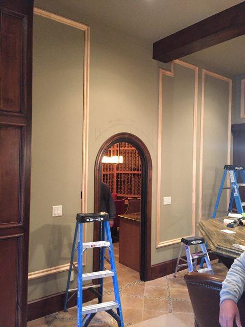 Leawood residence kansas city interior design studio tran thomas for Kansas city interior designers